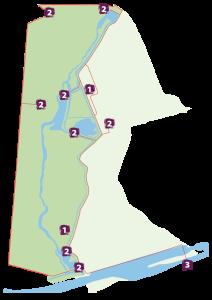 riserva-naturale-paludi-di-ostiglia-mappa