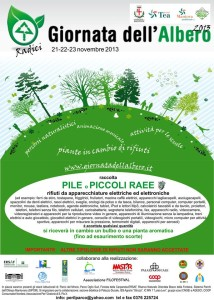 Giornata dell'Albero 2013