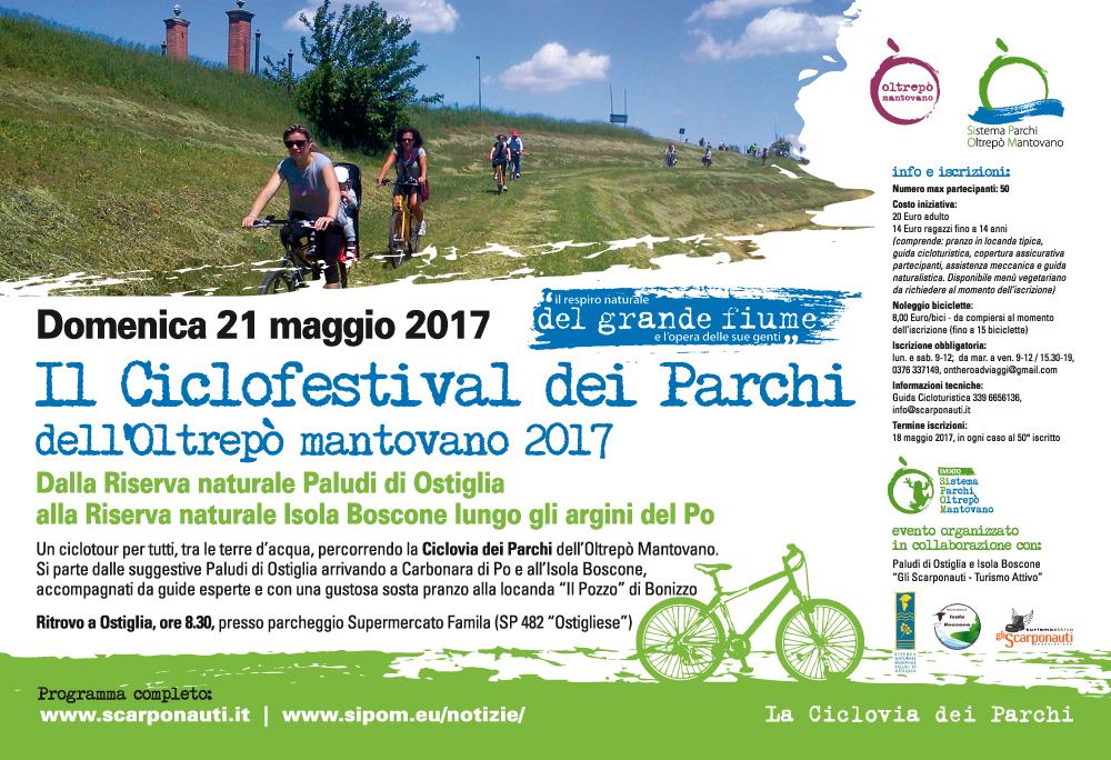 Ciclofestival dei Parchi 2017